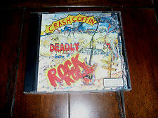 Neil Crash Coffin - The Deadly Game Of Rock N Roll 1997 CD Cleveland