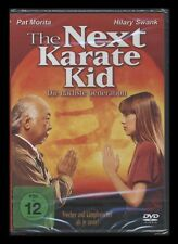 DVD THE NEXT KARATE KID - DIE NÄCHSTE GENERATION - PAT MORITA + HILARY SWANK NEU
