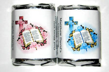 60 1st HOLY COMMUNION CANDY WRAPPERS PARTY FAVORS