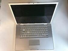 "Apple MacBook Pro 15"" (Early 2008, C2D) 2.4GHz/2GB RAM/200GB Parts Only Repair"