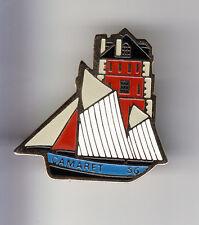RARE PINS PIN'S .. TOURISME BRETAGNE BREIZH VOILIER BATEAU BOAT CAMARET 29 ~CC