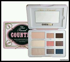 Too Faced Country Nashville Nudes Eye Shadow Collection Palette (NIB)