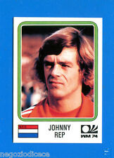 WORLD CUP STORY Panini - Figurina-Sticker n. 88 - REP -OLANDA-MONACO 74-New