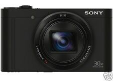 Sony Cyber-shot DSC-WX500 Camera Point & Shoot Camera (Black)