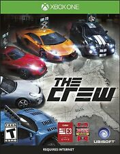 The Crew - Xbox One BRAND NEW SEALED ( Never Ride Alone!)