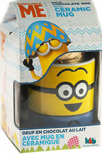 Despicable Me Movie Chocolate Easter Egg And Minion Ceramic Mug Gift Set