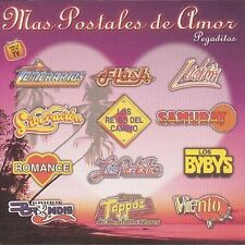 Mas Postales De Amor Pegaditas Various Artists MUSIC CD