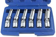 BERGEN 6PC SHORT 3/8 JOINTED GLOW PLUG SOCKET SET B5510
