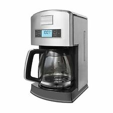 Frigidaire Professional 12 Cup Digital Stainless Steel Drip Coffee Maker