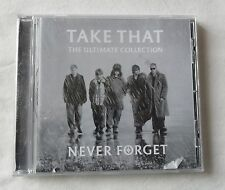 TAKE THAT - NEVER FORGET:  The Ultimate Collection CD