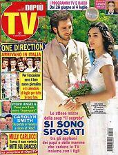 Dipiù Tv.Alex Gadea & Megan Montaner,Il Segreto,Gabriella Pession,One Direction
