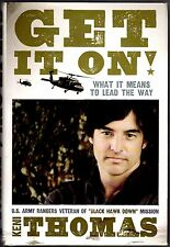 Get It On!: What It Means to Lead the Way by Keni Thomas, 1st Ed. Hand Signed