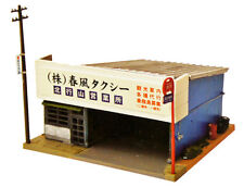 Tomytec (Building 075-2) Japanese Old-Style Taxi Station B 1/150 N scale
