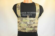 AAT Kryptek Mandrake Typhon Nomad Chest Rig H Harness 3x14 Pocket Spec USA Made