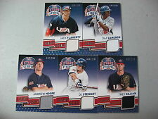 2015 STARS & STRIPES Andrew Moore GAME GEAR Patch /299 USA