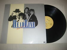 Headline - Same   Vinyl  LP