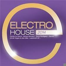 CD Electro House 2014 von Various Artists  2CDs