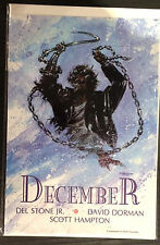 December A Tale of Hitch The Roadkill #1 NM- Rolling Thunder Graphics 1994