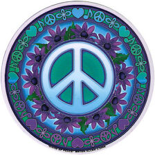 Signs Of Peace - Window Art Sticker / Decal
