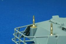 RB Model 1:35 Antena soporte 2 pc para diferentes LAV-25 ex Piranha,Coyote