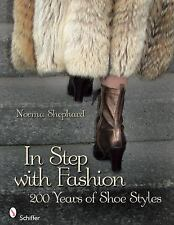 In Step with Fashion: 200 Years of Shoe Styles-ExLibrary