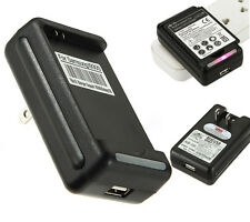 New External Battery Wall Travel Charger US Plug For Samsung Galaxy S3 i9300 YM