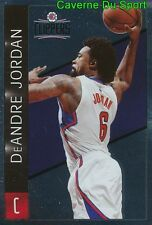 332 DEANDRE JORDAN USA LOS ANGELES CLIPPERS STICKER NBA BASKETBALL 2017 PANINI