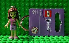 LEGO Olivia - LEGO keyring/keychain - Lego Friends - 853551
