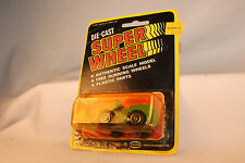 SOMA SUPER WHEELS HONG KONG DIECAST WHEEL LOADER, GREEN, LOT A