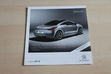 101775) Peugeot RCZ Onyx - Preise & tech. Daten & Ausstattungen - Prospekt 08/20