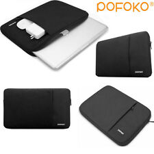 """Notebook laptop Sleeve Case Carry Bag Pouch Cover For 13"""" 11"""" MacBook Air / Pro"""