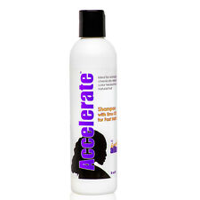 Accelerate Shampoo with Biotin for Fast Growth for African American Hair Relaxed