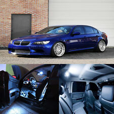 18×white Interior lamp LED Light Kit for BMW 3 Series E90 sedan M3 (06-12)