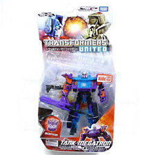 TAKARA TOMY TRANSFORMERS UNITED UN-25 TANK MEGATRON ORIGIN FROM JAPAN VERSION