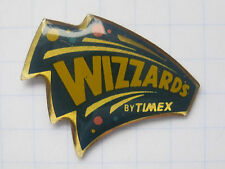 WIZZARDS BY TIMEX .............. Uhr / Clock / Horloge-Pin (104e)