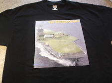 U.S.S. OBAMA T Shirt Mens XXL ONLYCOOLTS Aircraft Carrier Golf Course Vacation