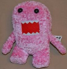"7.5"" The Pink Domo Character Plush Dolls Toys Stuffed Animals 2011 Nanco Monster"
