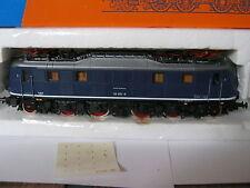 Roco HO 04141 B Elektro Lok  BtrNr 118 005-8 DB blau (RG/BT/013-71S3F1)