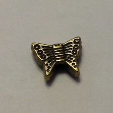 20 Antique Bronze Butterfly spacer beads - 10x8mm jewellery making