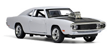 Dodge Charger 1970 Alloy Diecast 1:32 MUSCLE Car Model THE FAST & FURIOUS White