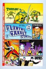 Flaming Carrot Comics #26 TMNT appearance Teenage Mutant Ninja Turtles  VF/NM