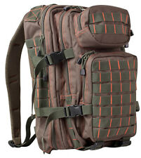 Army Military Tactical Combat Rucksack Backpack Molle Day Pack Bag Grey 28L New