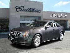 Cadillac: CTS 4dr Sdn 3.0L