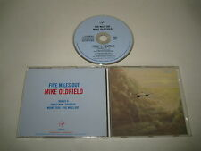 MIKE OLDFIELD/FIVE MILES OUT(VIRGIN/CDV 2222)CD ALBUM