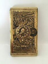 Antique Brass Seal Wax Stamp Press, Shakespeare's House