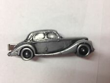 Riley RM ref210 pewter effect car emblem on a Tie Clip (slide)