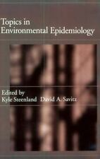Topics in Environmental Epidemiology-ExLibrary