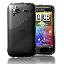 Crystal Hard Shell Case Cover For HTC Sensation 4G G14