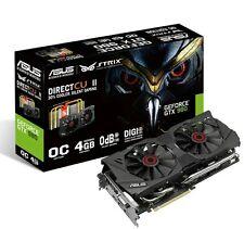 90YV07D0-M0NA00 Asus STRIX-GTX970-DC2OC-4GD5 Graphics Card GeForce GTX 970 4GB P