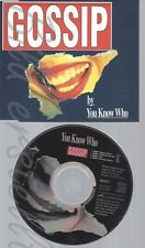 CD--YOU KNOW WHO --- GOSSIP